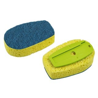 Full Circle FC09104R Home Dish Sponge Refill Pack 2-count