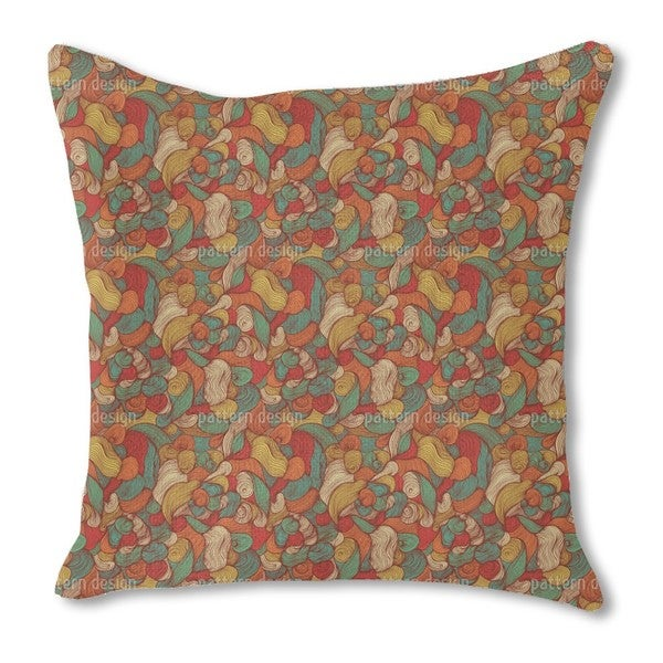 Visit the Mad Hair Maker Burlap Pillow Double Sided