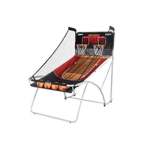 ESPN EZ-Fold 2 Player Arcade Basketball