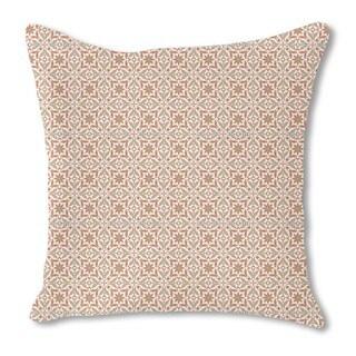 Florabello Burlap Pillow Single Sided