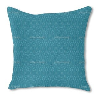 The Kings Army Burlap Pillow Single Sided