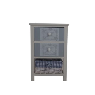 Benzara Urban Port Exclusive End Table with Storage