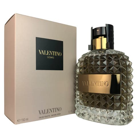 Valentino Uomo Men's 5.1-ounce Eau de Toilette Spray