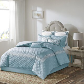 Bombay Emerson Blue Comforter Set
