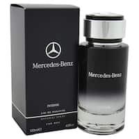Mercedes-Benz Intense Men's 4-ounce Eau de Toilette Spray