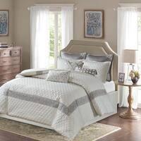 Bombay Emerson Ivory Comforter Set