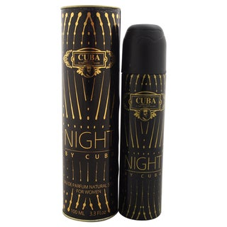 Cuba Night Women's 3.3-ounce Eau de Parfum Spray