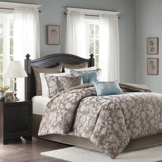 Bombay Darrow Taupe Comforter Set