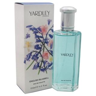 Yardley English Bluebell Women's 4.2-ounce Eau de Toilette Spray