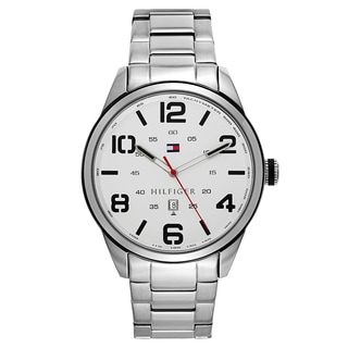 Tommy Hilfiger Men's Stainless Steel Quartz Watch