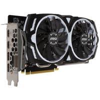 MSI ARMOR GTX 1060 ARMOR 6G OCV1 GeForce GTX 1060 Graphic Card - 1.54