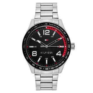 Tommy Hilfiger Stainless Steel Quartz Men's Watch