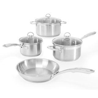 Chantal Induction 21 Steel 7 Piece Cookware Set