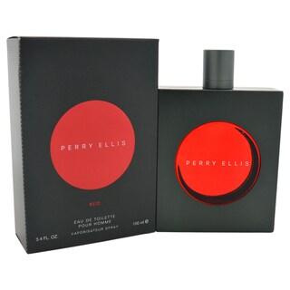 Perry Ellis Red Men's 3.4-ounce Eau de Toilette Spray