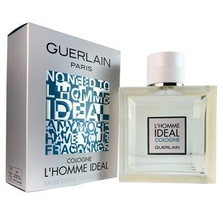 Guerlain L'Homme Ideal Cologne Men's 3.3-ounce Eau de Toilette Spray