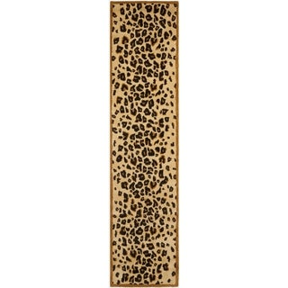 Safavieh Martha Stewart Collection Teak Wool Runner Rug (2' x 10')