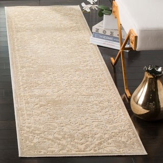 Safavieh Paradise Watercolor Vintage Stone Viscose Runner Rug (2' 2 x 8')
