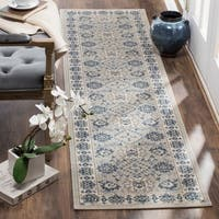 Safavieh Patina Vintage Light Blue/ Ivory Runner Rug (2'2 x 8')