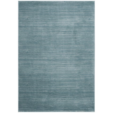 Safavieh Vision Contemporary Tonal Aqua Blue Area Rug - 2' 2 x 4'