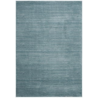 Safavieh Vision Contemporary Tonal Aqua Blue Area Rug (2' 2 x 4')