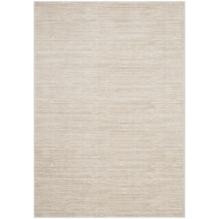 Safavieh Vision Contemporary Tonal Cream Runner Rug (2' 2 x 4')