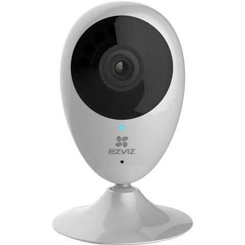 EZVIZ Mini O 720p HD Wi-Fi Home Video Monitoring Security Camera, Sma