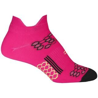 Second Wind Nylon 2 Pack Double Tab Socks
