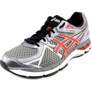 Asics Men's GT-3000 3 Grey Mesh Athletic Shoes