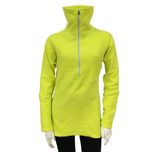 d2b3e43f88931d Shop Narragansett Traders Women s Fleece 1 4-zip Medium-weight ...