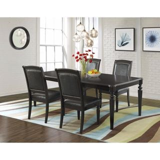 Picket House Quinn Dining Table, 4 Side Chairs