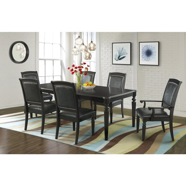 Picket House Quinn Dining Table   Dining Chairs - Free Shipping