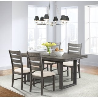 Picket House Sullivan Dining Table, 4 Side Chairs