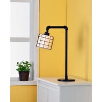 Grid Iron Table Lamp