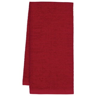 KAF Home Cherry Wave Terry Towel