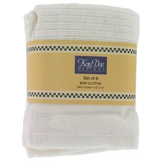 Kay Dee White Bar Cloth Towel