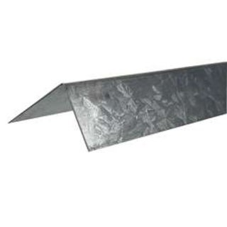 Norwesco 516704 1.5-inch x 1.5-inch x 10-foot Galvanized A Flashing