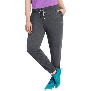 Champion Women's French Terry Plus-size Jogger Pants