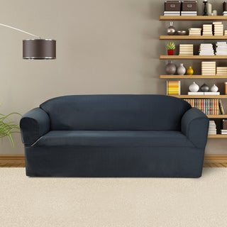 Coverworks Bayleigh Polyester Strap Style Sofa Slipcover