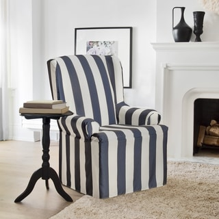 Havanna Wing Chair Slipcover