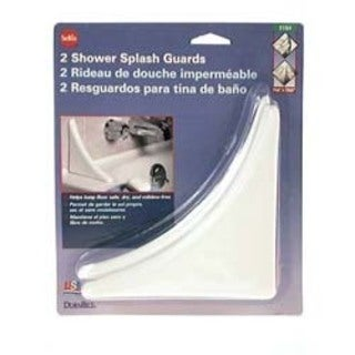 Homz Bath 21540302.06 Shower Splash Guard