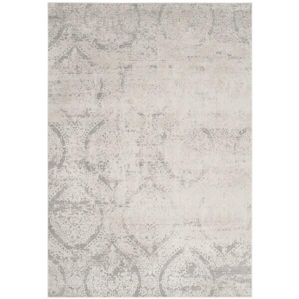 Safavieh Princeton Vintage Grey Beige Distressed Rug 4