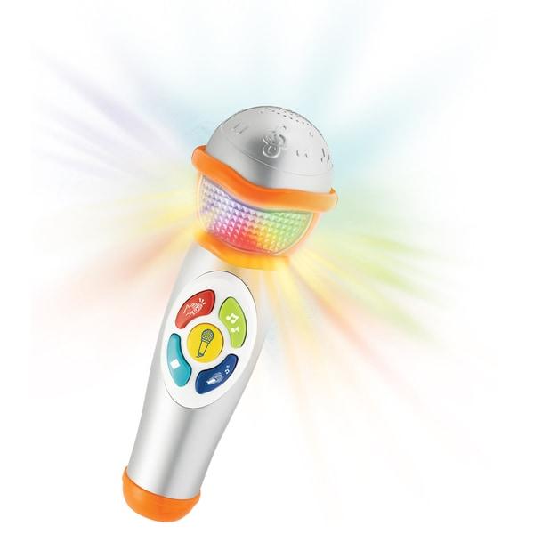 Winfun Sing-a-Tune Multicolor Plastic Microphone