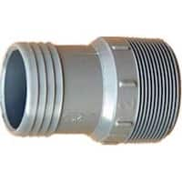 Genova Products 350414 1.25-inch Poly Insert Male Adapter