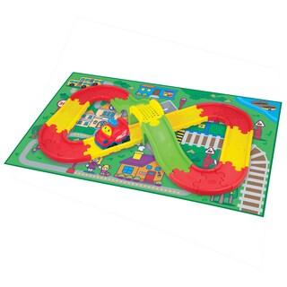 Winfun Go-Go Driver Multicolor Flyover Track Set
