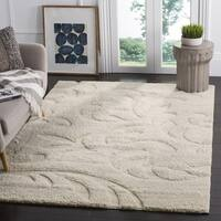 Safavieh Florida Shag Ultimate Cream Rug - 3' x 5'