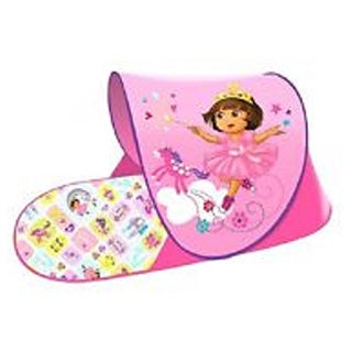 Kids' 'Dora the Explorer' Polyester Floor Tent