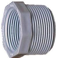 Genova Products 34355 1.5-inch x 1/2-inch PVC Sch. 40 Threaded Reducing Bushings
