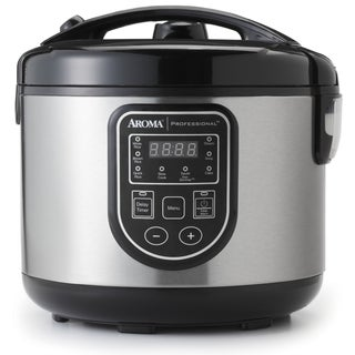 Aroma ARC-988SB Professional 16-cup Digital Rice Cooker