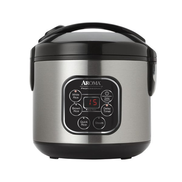 Shop Aroma Arc-964sbd 8-cup Cool Touch Rice Cooker