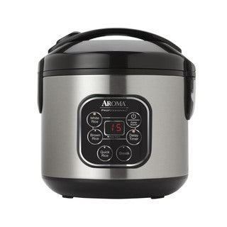 Aroma ARC-964SBD 8-cup Cool Touch Rice Cooker
